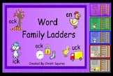 Word Family Ladders  SMARTBoard Lessons Free
