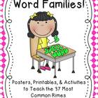 Word Family Phonics Pack