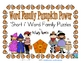 Word Family Puzzles - Pumpkin Power - Short I