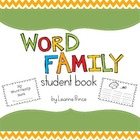 Word Family Student Book