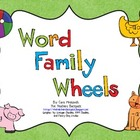 Word Family Wheels