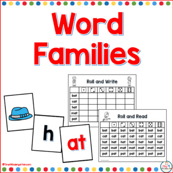 Word Family fun