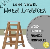 Word Ladders Long Vowels