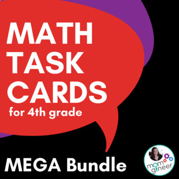 http://www.teacherspayteachers.com/Product/Word-Problem-Task-Cards-4th-Grade-BUNDLE-of-196-cards-optional-QR-Codes-821848