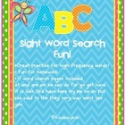 Word Search Fun!