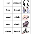 Word Sort - Compound Words