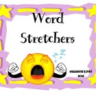 Word Stretching Activity