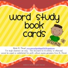 Word Study Book {Parts of Speech, Suffixes, Compound Words