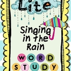 Word Study: Lite (Hard & Soft G/C)