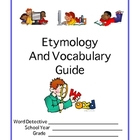 Word Study Notebook or Glossary
