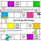 Word Study Skills Review Game Grade 1