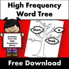 Word Tree A fun way to display and discuss phonics in the