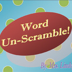 Word UnScramble - Word Games with Game Board