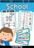 Word Wall - School Words {64 words} FREE