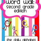 Word Wall for Second Grade