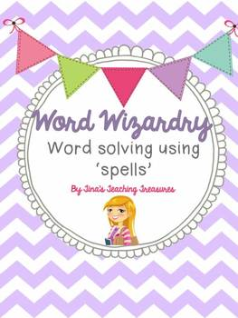 Word Wizardry: Solving Words with Spells