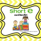 Word Work Activities for Short E