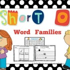 Word Work Activities for Short O