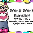 Word Work Bundle!!!