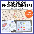 Word Work Games {Bundled}!
