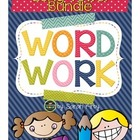 Word Work - Long Vowel Pack