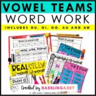 Word Work Mega Pack Part 2