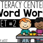 Word Work SUPER pack 2 {Literacy Centers}