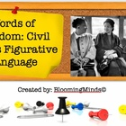 Words of Freedom: Figurative Language & Black History Powe