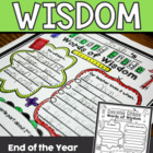 Words of Wisdom:  An End of the Year Writing Activity