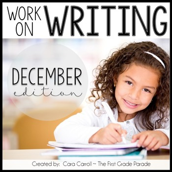 Work on Writing - December