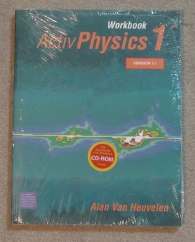 Workbook: ActivPhysics 1 CD-ROM and Workbook by Alan Van Heuvelen