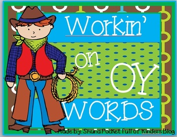 Workin With Words: Oi/Oy Edition