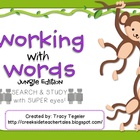 Working With Words Jungle Edition