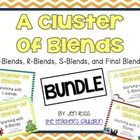 Working with Blend Words: A Cluster of Blends