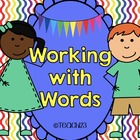 Working with Words for Intermediate Students