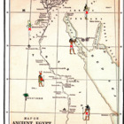 Worksheet ANCIENT EGYPT Latitude Longitude Questions&Map