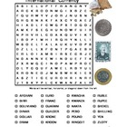 World Currencies Worksheets