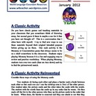 World Language Classroom Teaching Activities (01/2012)