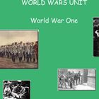 World War One Complete Unit