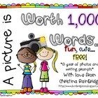 Worth 1,000 Words- a Fun Photo Project Freebie!