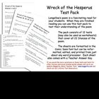 Wreck of the Hesperus Test Pack
