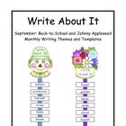 Write About It- September