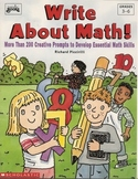 Write About Math 200 Ideas