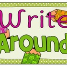 Write Around, Cooperative Writing Activty