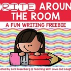 Write Around the Room Freebie