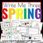 Write Me Three &amp; More Spring Pack
