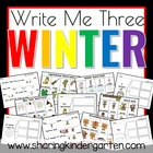 Write Me Three & More Winter Pack