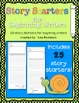 Write My Way lessons for beginning writers March April Bundle
