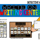 Write On... Detective Work
