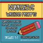&quot;Write On!&quot; Narrative Writing Prompts for Real &amp; Imagined 